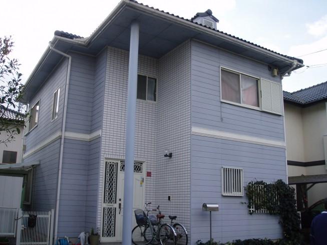 板野郡北島町Y様邸 お気に入りの現状色を復元。